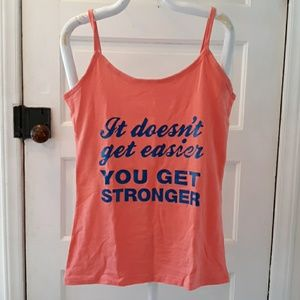 Xl new exercise tank top